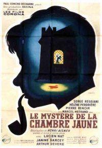 Joseph rouletabille le myst re de la chambre jaune 1948 - Le mistere de la chambre jaune ...